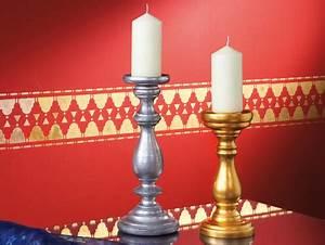 Kerzenständer Holz Selber Machen : vergolden und versilbern selber machen heimwerkermagazin ~ Yasmunasinghe.com Haus und Dekorationen