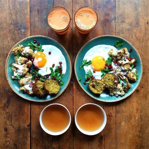 Symmetry Breakfast By Michael Zee   Gift Ideas   Creative