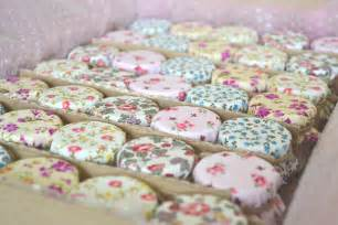 shabby chic wedding favor ideas with shabby chic vintage flower cover country cottage