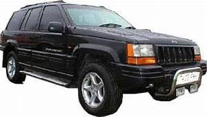 Jeep Grand Cherokee 1997 Workshop Service Manual Download