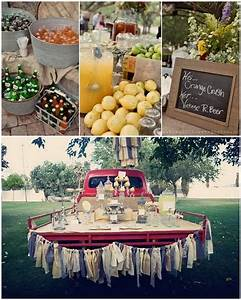 blue mason jar studio bright idea thursday signature drinks With small wedding shower ideas