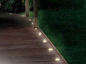 solar deck and path 5 light string woot