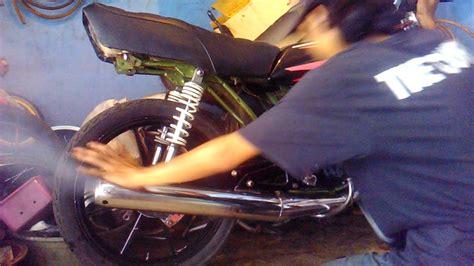 Cara Setting Karbu Rx King by Nyetel Karbu Rx King Donay Motor S