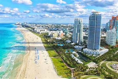 Miami Appartement Strand Zomer Gaan Heen Waar