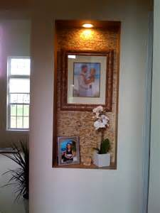 wall niche ideas tips of how to decorate them homesfeed