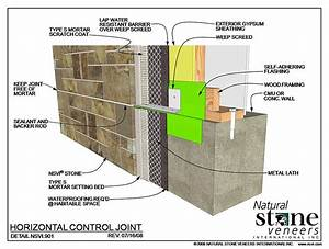 Architectural Specs and Detail Drawings Natural Stone