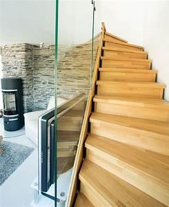 Treppen Aus Glas : arcus treppen plz 59439 holzwickede holztreppe mit glasgel nder treppen treppenbau ~ Sanjose-hotels-ca.com Haus und Dekorationen