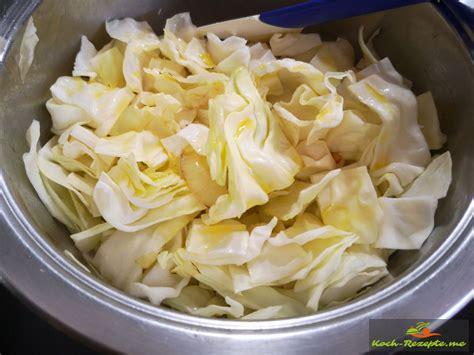 spitzkohl mit kassler eintopf mit kartoffeln zwiebeln