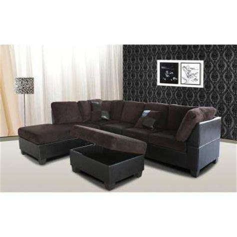 brown corduroy sectional sofa living room furniture furniture the home depot