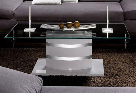 Ein Aussergewoehnlicher Teetisch Mit Wasser Tischplatte by Inosign Couchtisch Mit Klarglasplatte 0 8 Cm Starke