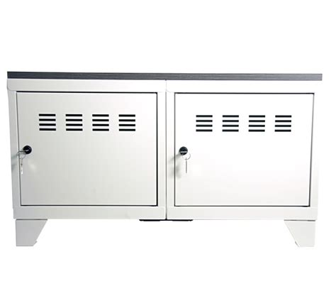 petit meuble bas cuisine petit meuble de rangement 2 porte henry l800xprof