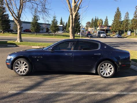 Maserati Quattroporte 2005 by 2005 Maserati Quattroporte Auto Recycling