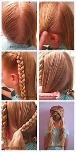 Coiffure Facile Pour Petite Fille : 13 tutos de coiffures faciles pour petites filles peinados hair styles hair y pigtail braids ~ Nature-et-papiers.com Idées de Décoration