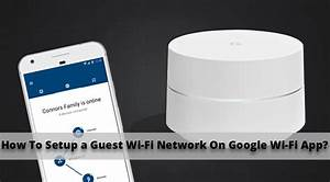 How To Setup A Guest Wi
