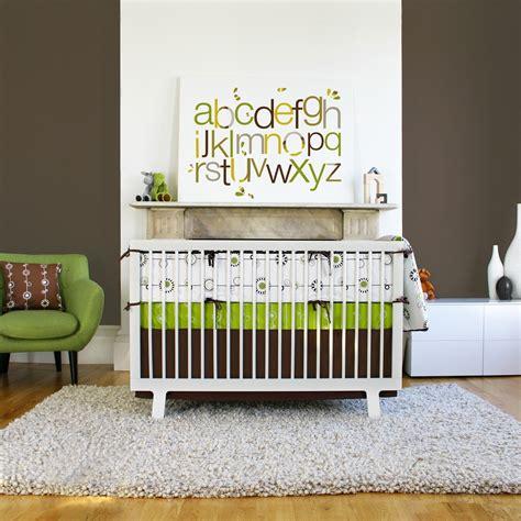 modern crib bedroom impressing modern crib bedding for boys for