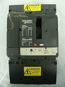 Schneider Electric 32 Amp 50 Ka 3p N Mccb 415v Nxs100n