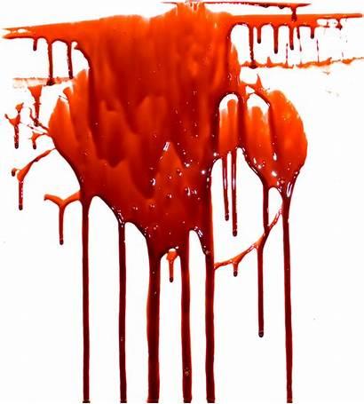 Blood Transparent Dripping Khun Fangs Trash Splashes