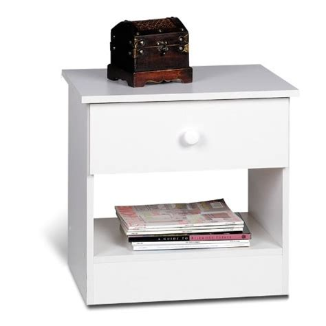 cheap white night tables cheap prepac white night stand 1 drawer nightstands