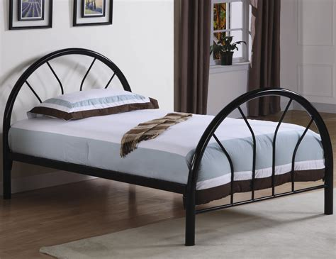 coaster fordham twin metal bed value city furniture