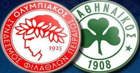 Olympiakospanathinaikos Live Streaming Δείτε Live