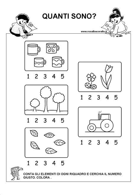 disegni di bambini di 5 anni schede didattiche bambini 5 anni da stare