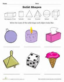 HD wallpapers maths worksheets 3d shapes