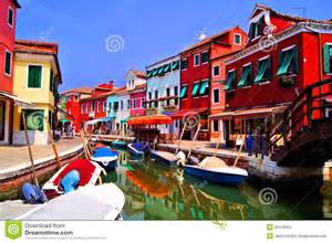 european house plans colorful burano italy royalty free stock photo image 35416455