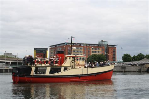 Titanic Harbour Boat Tour by Titanic Harbour Guided Boat Tour Topthings2do