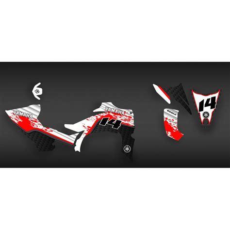 kit deco 450 yfz kit decoration blade series idgrafix yamaha yfz 450 r idg