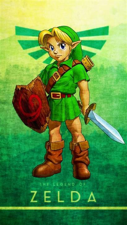 Zelda Legend Wallpapers Iphone Mobile Phone Background
