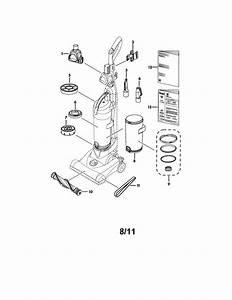 Kenmore Model 11631591110 Vacuum  Upright Genuine Parts