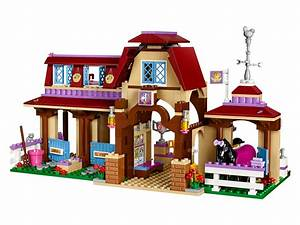 LEGO Friends 41126 Il Circolo Equestre Di Heartlake