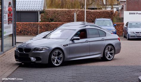 Bmw Space Grey by Official Space Grey Gray F10 M5 Photos Thread