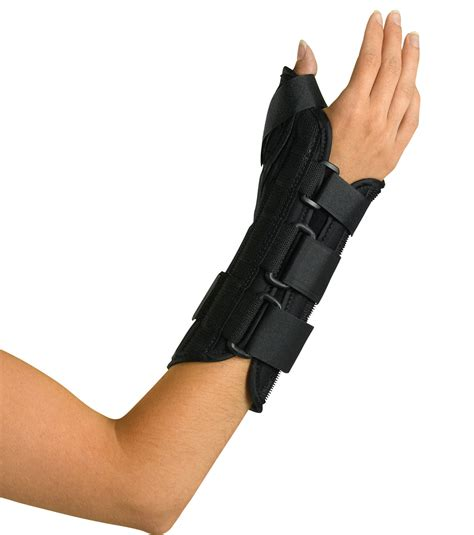 Wrist & Forearm Splint Abducted Thumb By Medline