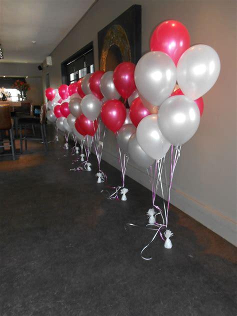 decoratie trouwfeest ballonnen voor bruiloft ballonnenpartners
