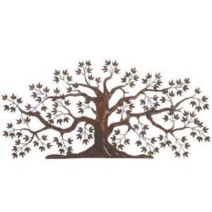 dr livingstone iron tole tree wall art dlw526rust