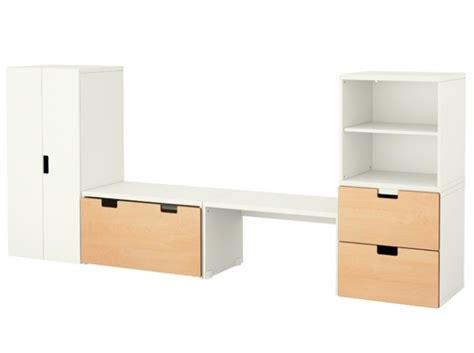 meubles de bureau ikea armoire basse de bureau ikea