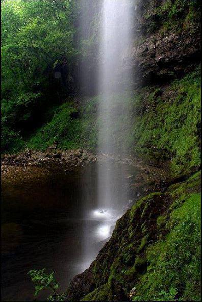 beautiful tropical waterfall wallpaper hd wallpaper