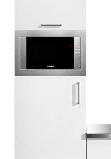 einbau mikrowelle samsung samsung einbau mikrowelle fg77sst xeg mit grill 850 1100 watt kaufen otto