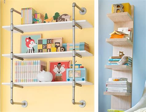 Bedroom Shelf Ideas by Small Shelves And Magazine Holder For Bedroom Organization