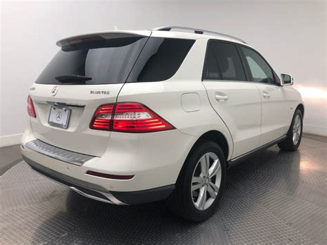 Search over 2,300 listings to find the best local deals. Pre-Owned 2012 Mercedes-Benz M-Class 4MATIC® 4dr ML 350 BlueTEC® SUV in Chantilly #7190898A ...