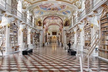 Libraries Most Admont Library Biblioteca Bibliothek Myhappykitchen
