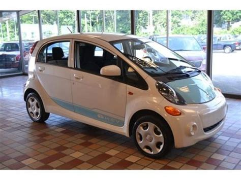 Low Price Electric Car by Buy Used Electric Car White Blue Low Low Price 1