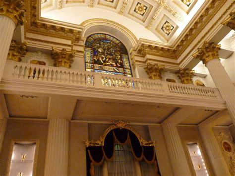 Inside Mansion House Egyptian Hall  Inside Mansion House
