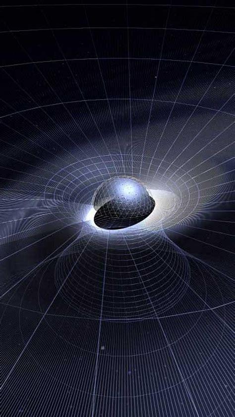black hole gravity illustration iphone   hd wallpaper