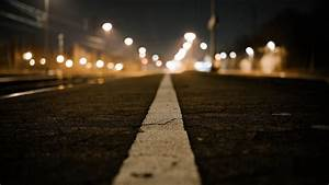 Road, Bokeh, Night, Wallpapers, Hd, Desktop, And, Mobile, Backgrounds