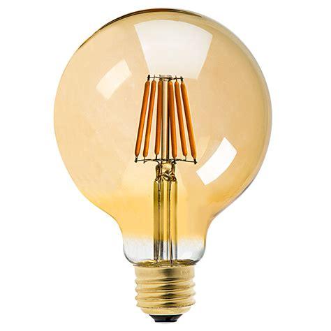 g30 led vanity bulb gold tint led filament bulb 25