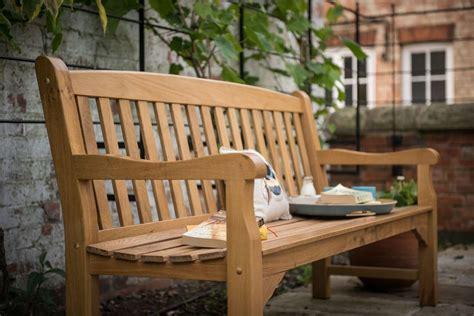 heritage oak ft garden bench  seater  gardenless uk shop