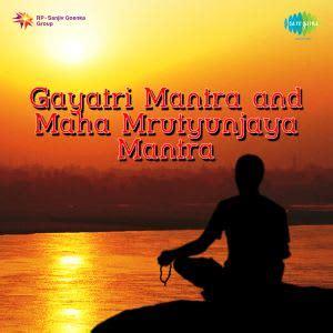 gayatri mantra  maha mrutyunjaya mantra  swami
