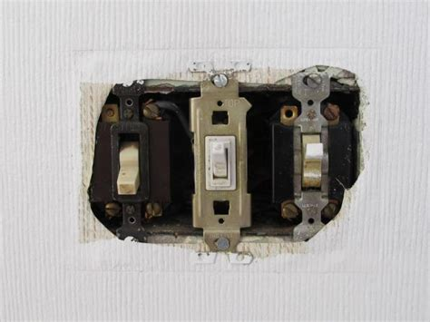 Changing Light Switch How Tos Diy